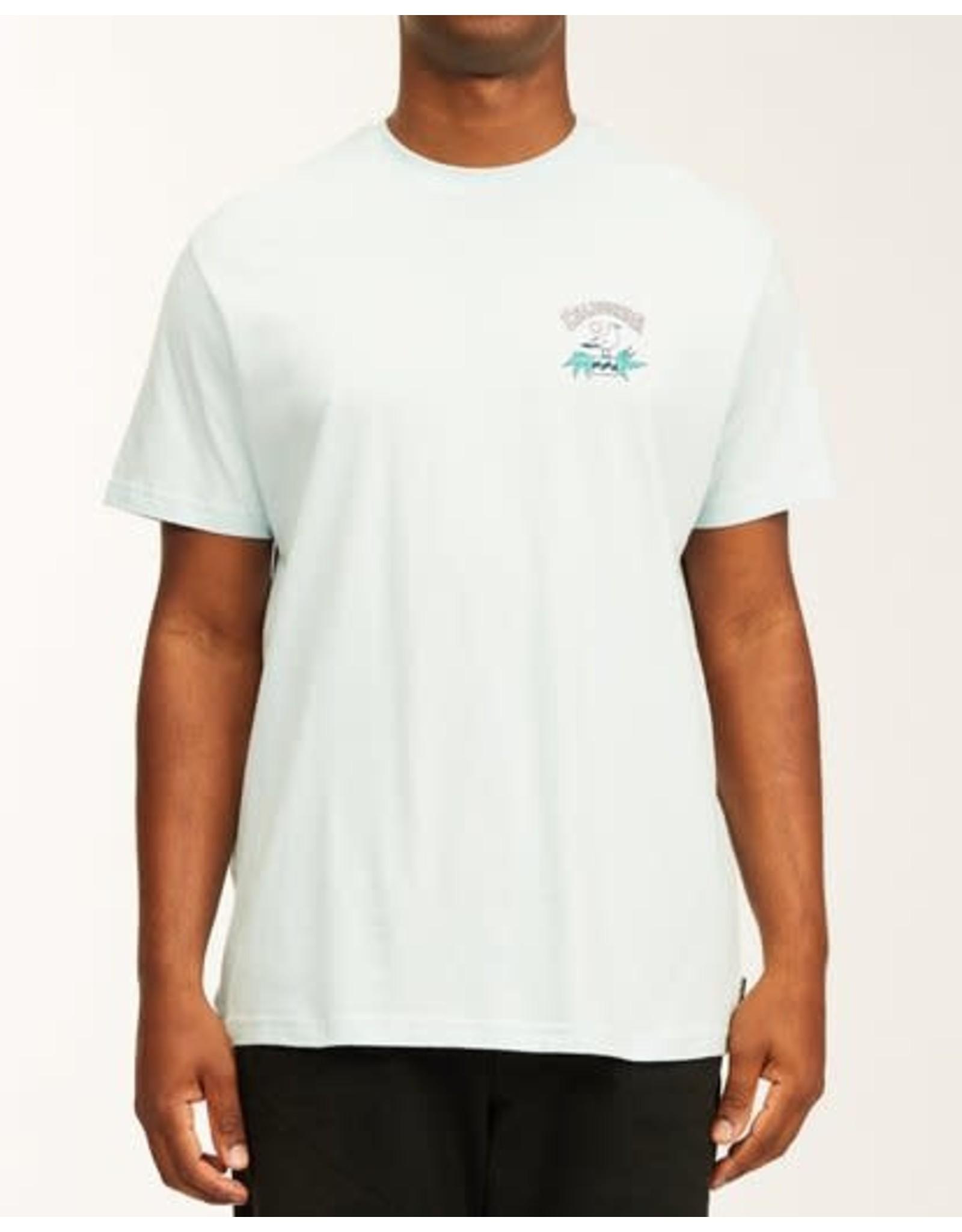 billabong Billabong - T-shirt homme arch california coastal blue
