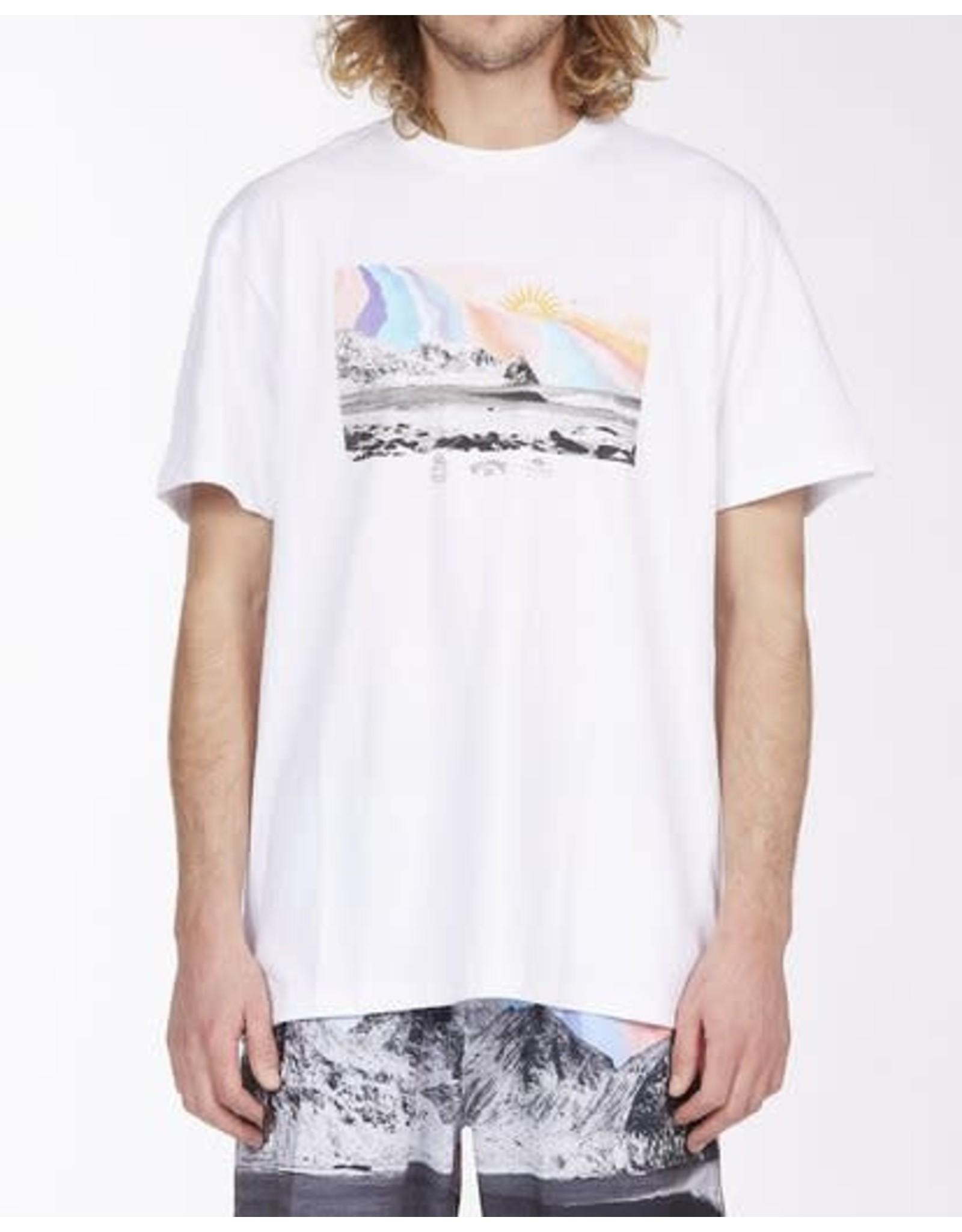 billabong Billabong - T-shirt homme expension white