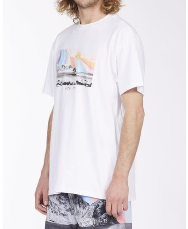 Billabong - T-shirt homme expension white