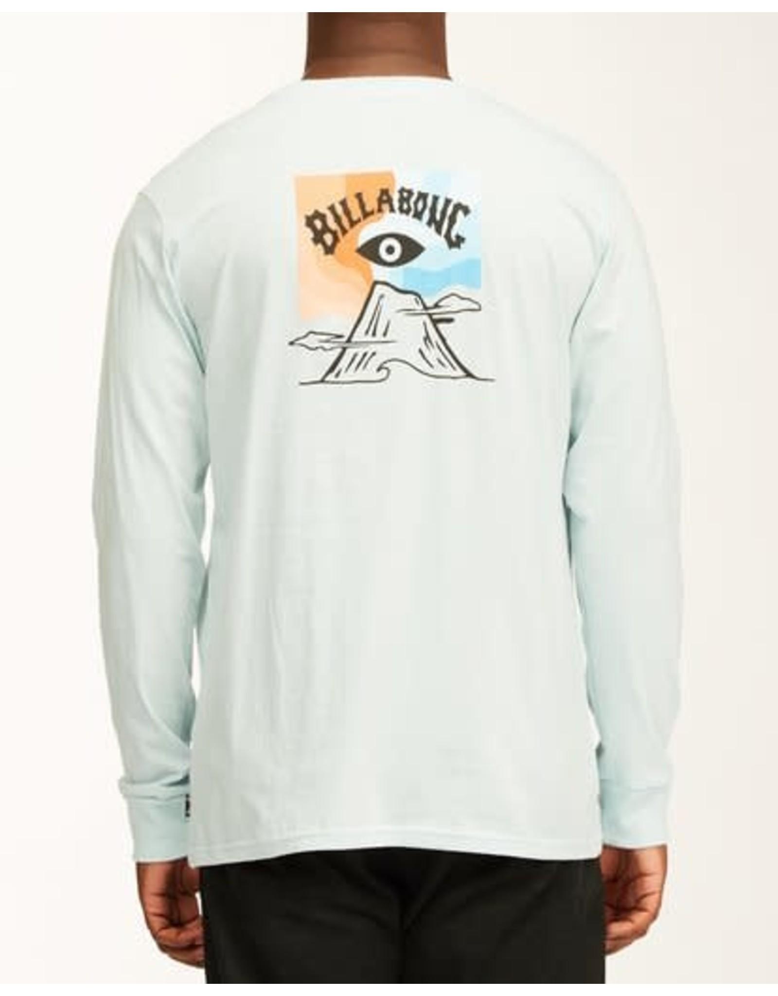 billabong Billabong - Chandail long homme eyesolation arch coastal blue