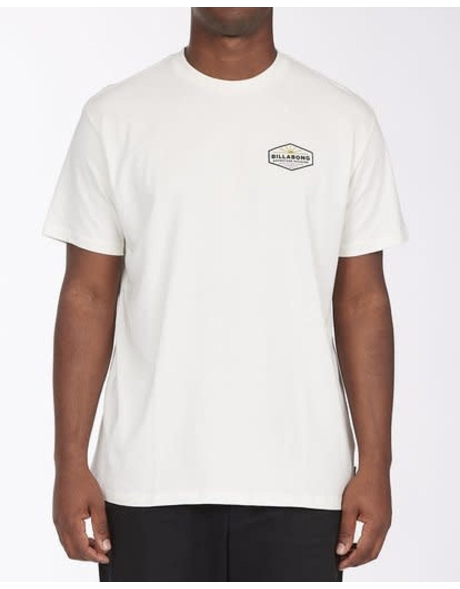 billabong Billabong - T-shirt homme cove off white