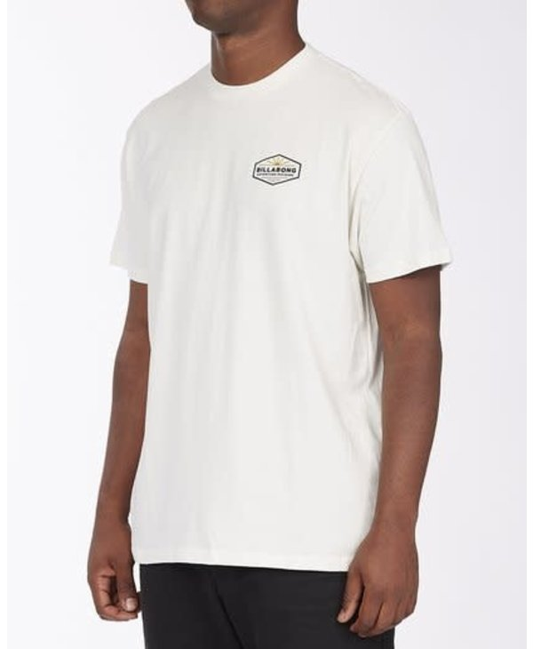 Billabong - T-shirt homme cove off white