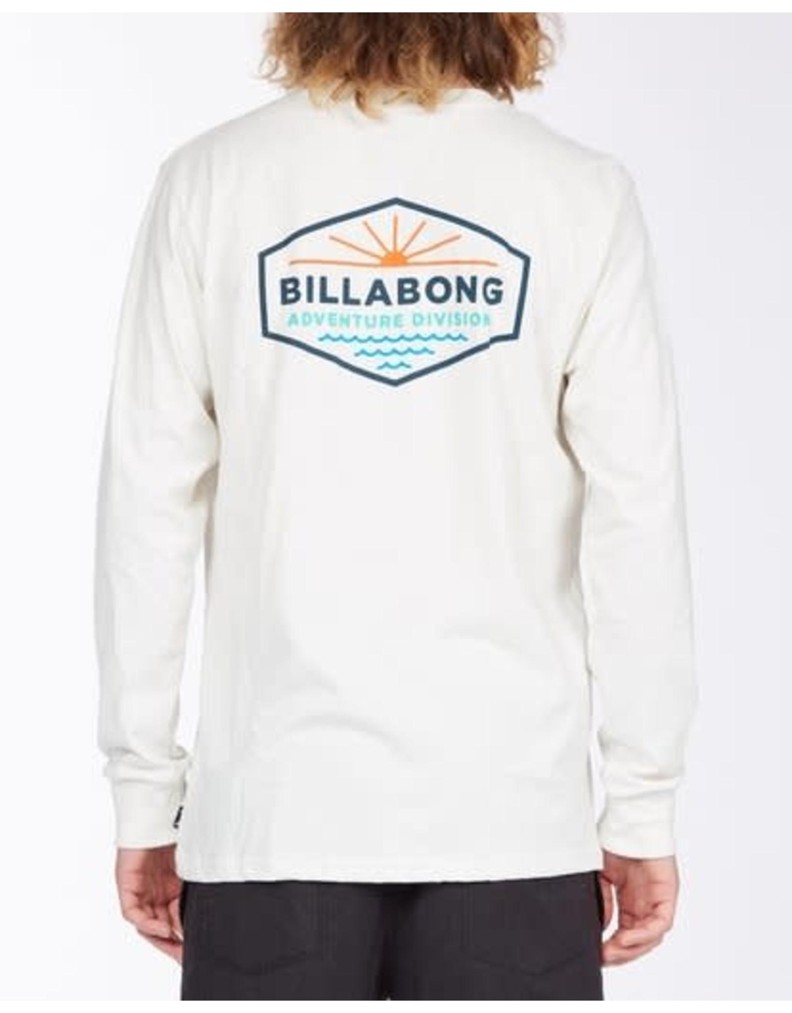 billabong Billabong - Chandail long homme cove off white