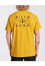 billabong Billabong - T-shirt homme badlands mustard