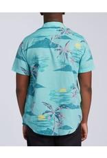 billabong Billabong - Chemise homme sundays floral mint