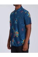 billabong Billabong - Chemise homme sundays floral navy