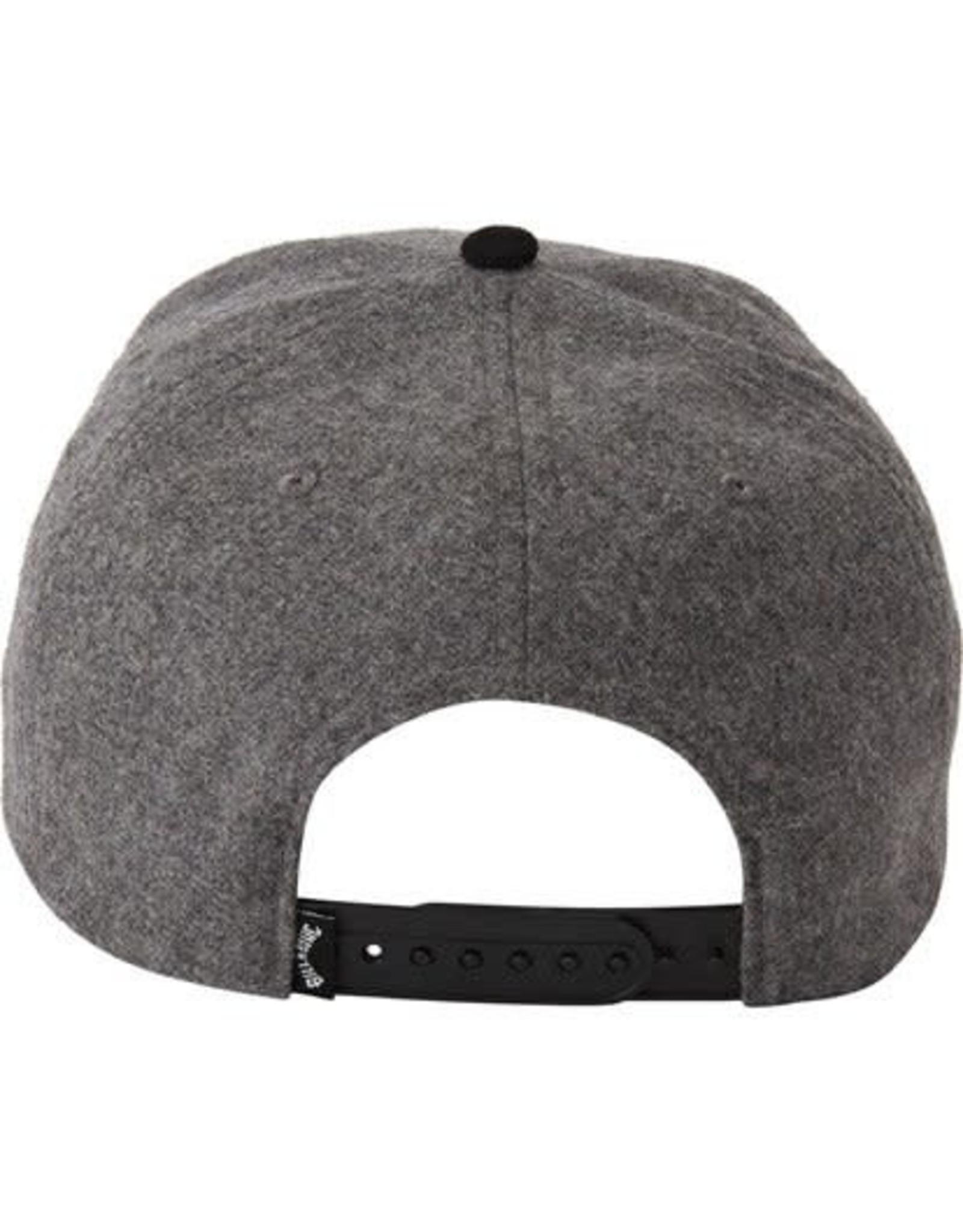 billabong Billabong - Casquette homme stacked up snapback grey