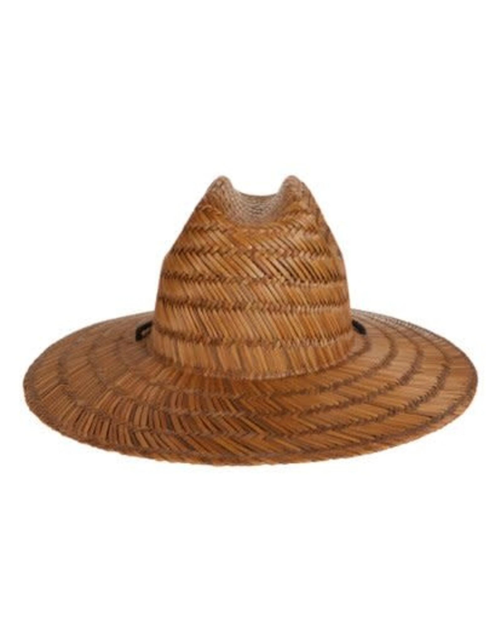 billabong Billabong - Chapeau tides straw lifeguard brown