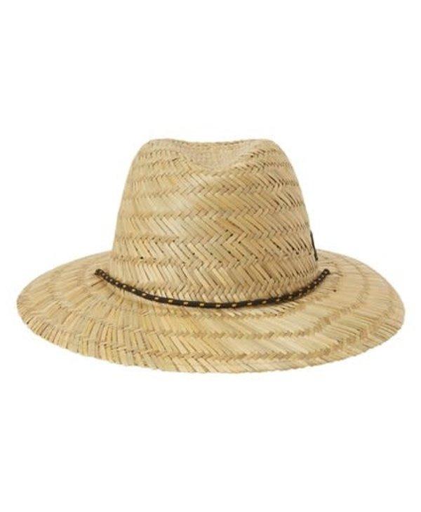 Billabong - Chapeau homme nomad straw natural