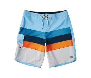 Billabong - Maillot de bain homme 73 stripe pro sky blue