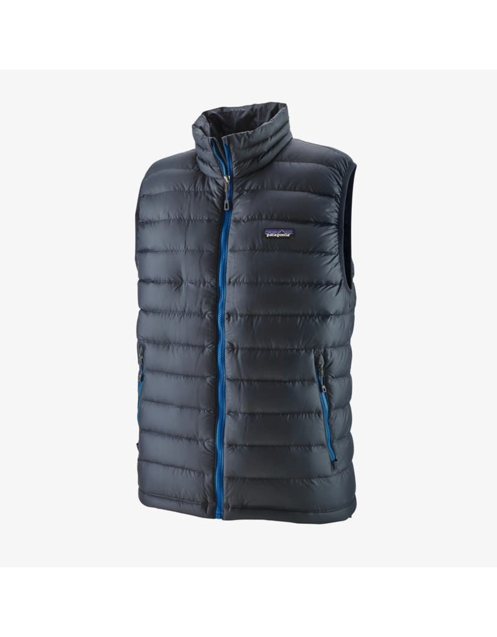 Patagonia Patagonia - Veste homme down sweater smolder blue/andes blue