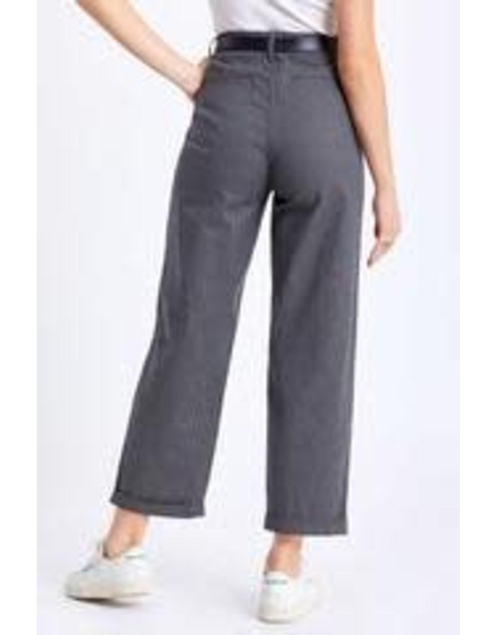 Brixton Brixton - Pantalon femme victory trouser black/grey