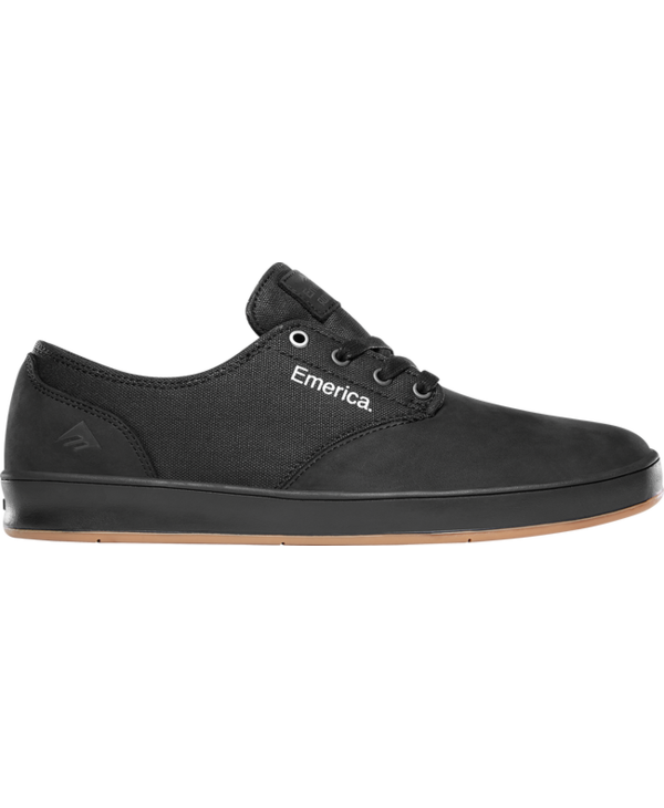 Emerica - Soulier homme Romero laced black raw