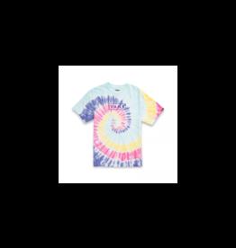vans Vans - T-shirt junior tie dye easy box rainbow tie dye