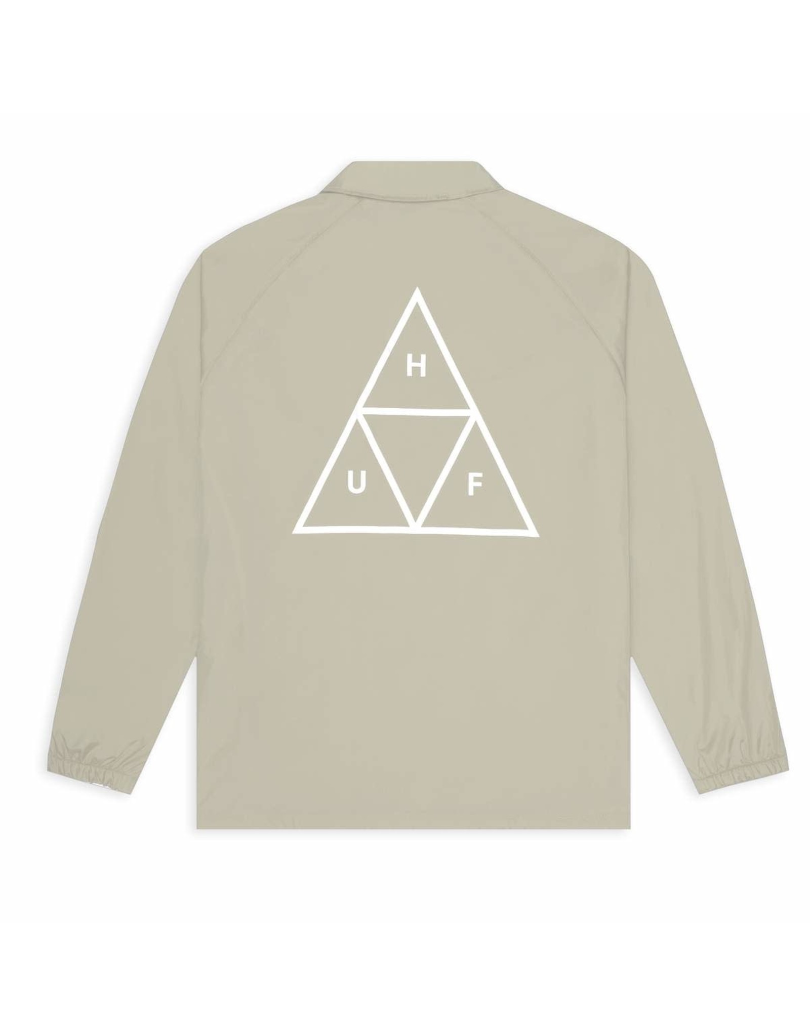 huf Huf - Imperméable homme essentials tt coach stone