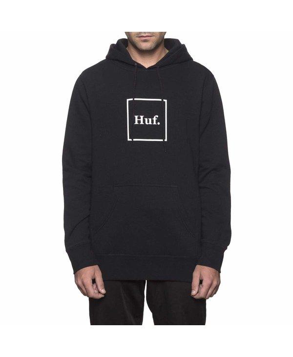 Huf - Ouaté homme essentials box logo black