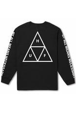 huf Huf - Chandail long homme essentials tt black