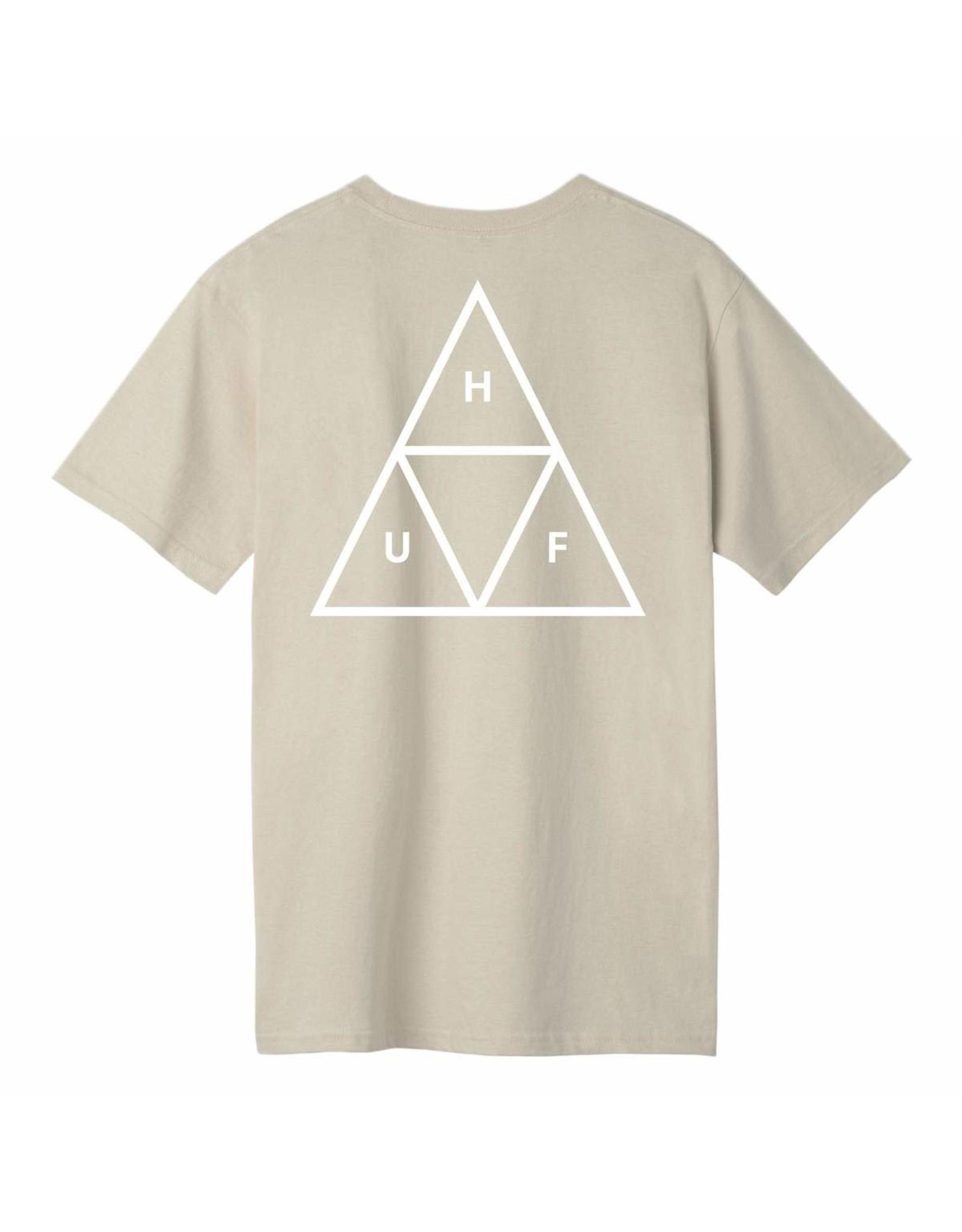 huf Huf - T-shirt homme essentials tt natural