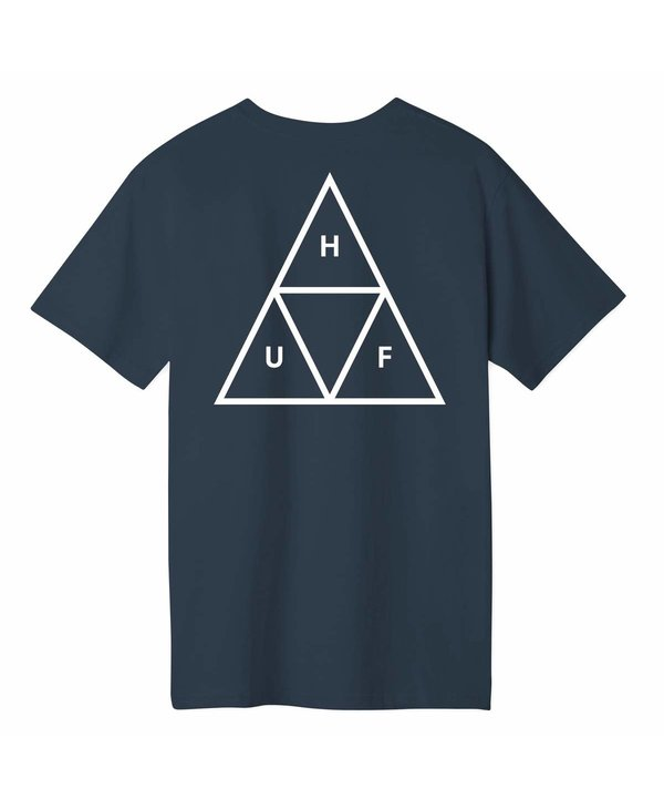 Huf - T-shirt homme essentials tt navy