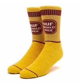 huf Huf - Bas homme brown bag yellow