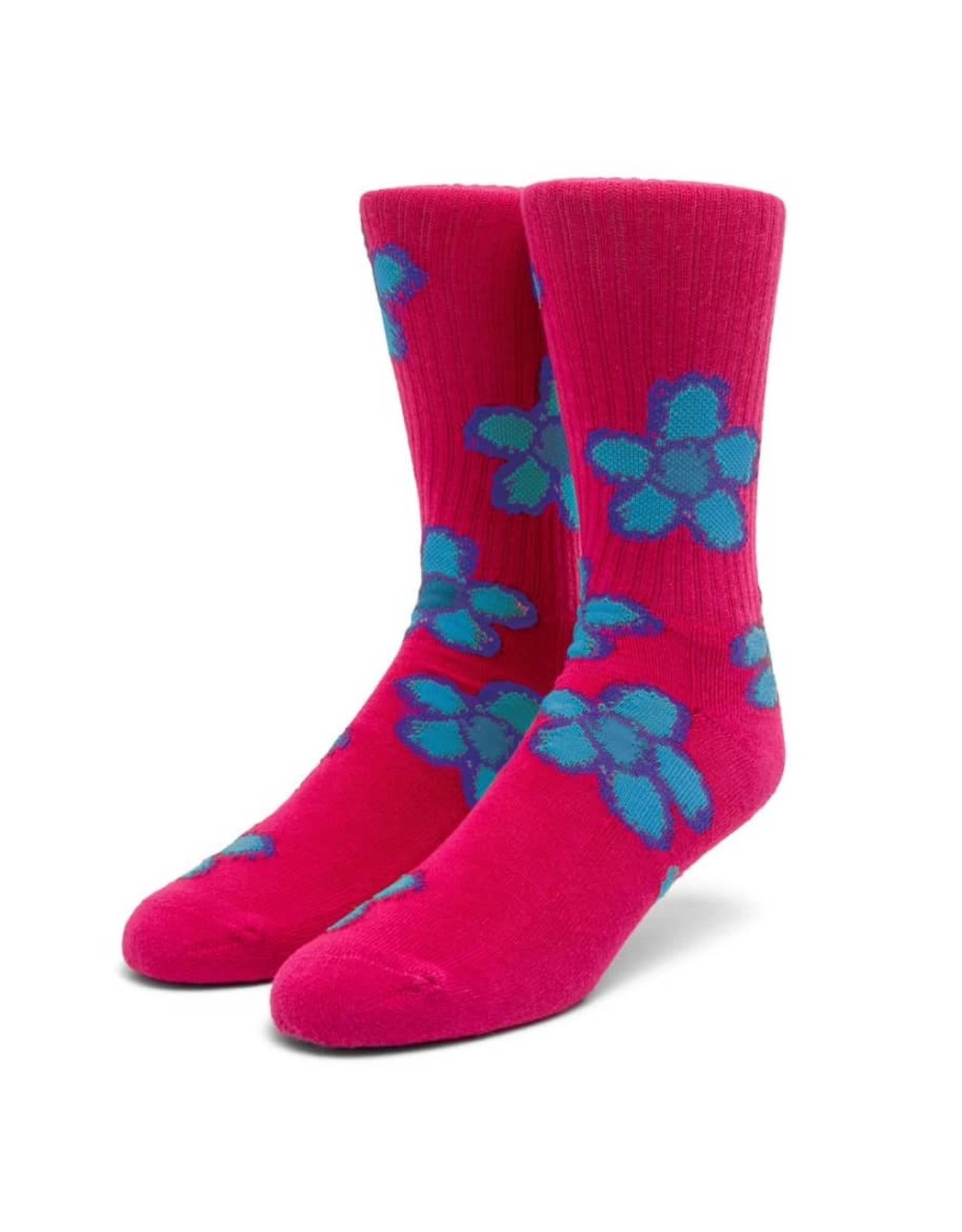 huf Huf - Bas homme pushing daisies pink
