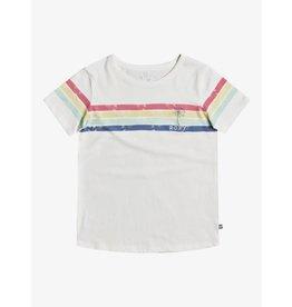 Roxy Roxy - T-shirt junior bali dreams snow white