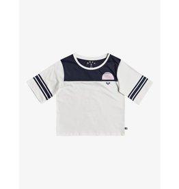 Roxy Roxy - T-shirt junior champa flower mood indigo