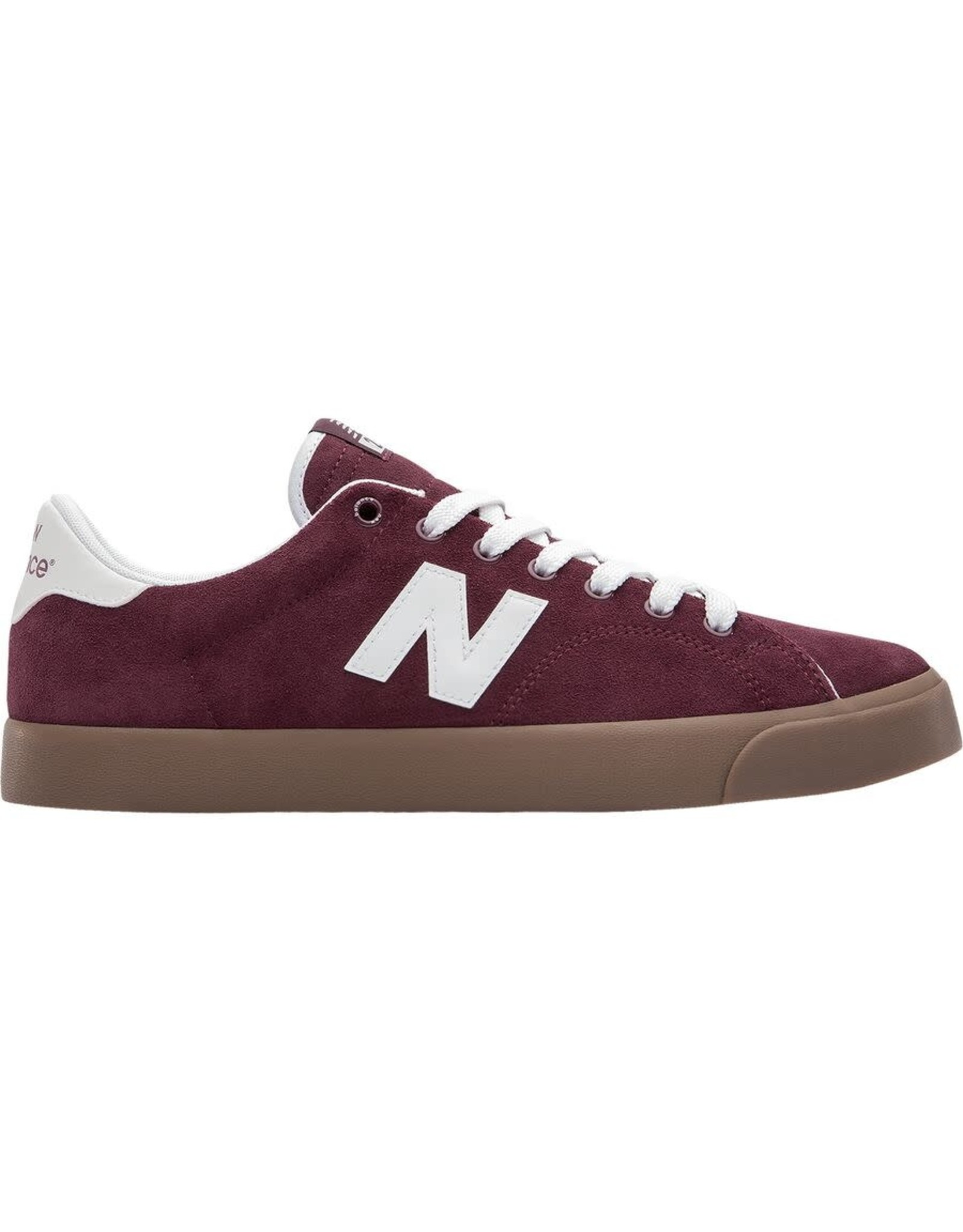 new balance New Balance - Soulier homme all coast 210 burgundy/gum