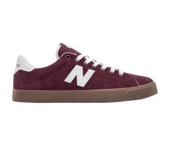 New Balance - Soulier homme all coast 210 burgundy/gum