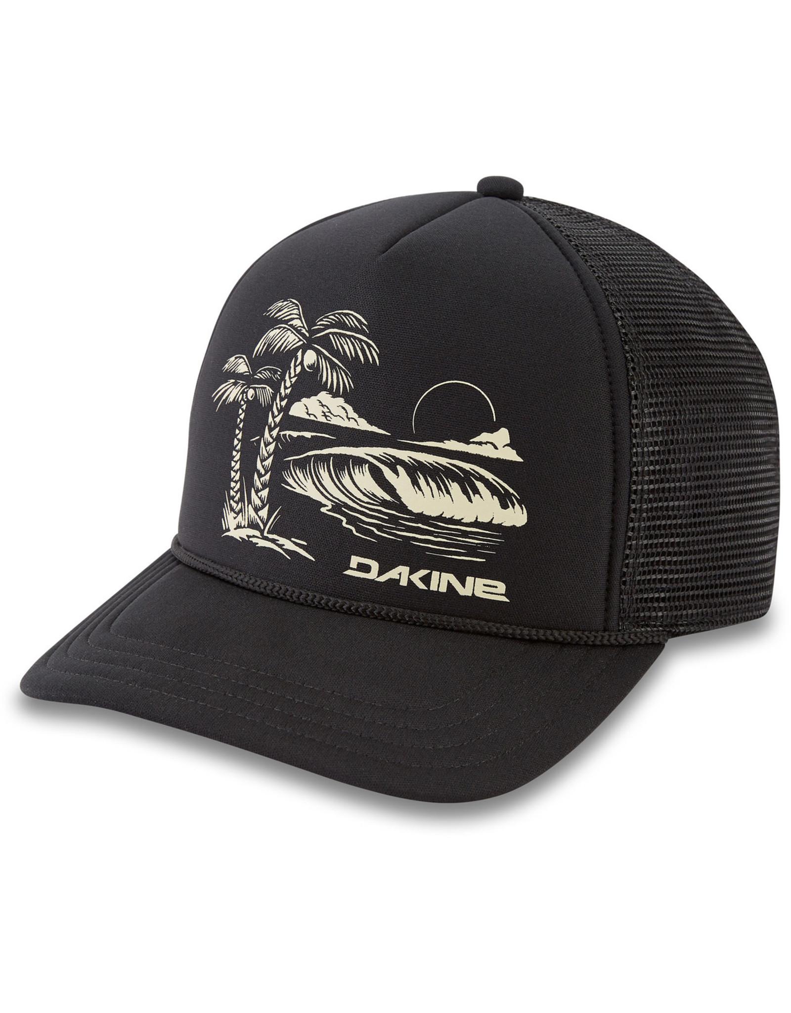 Dakine Dakine - Casquette homme seascape trucker black