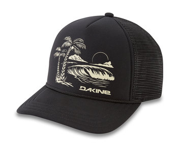 Dakine - Casquette homme seascape trucker black