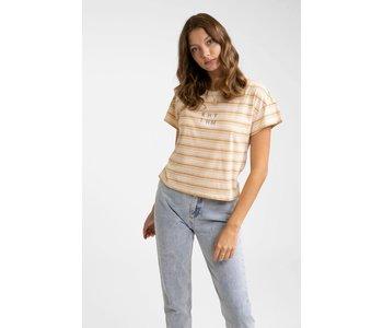 Rhythm - T-shirt femme everyday tobacco