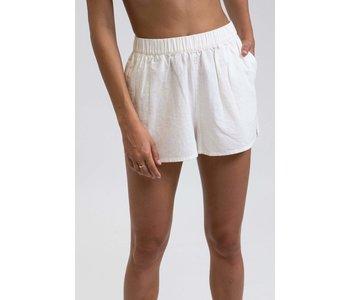 Rhythm - Short femme classic beach white