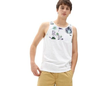Vans - Camisole homme hilby califas/white