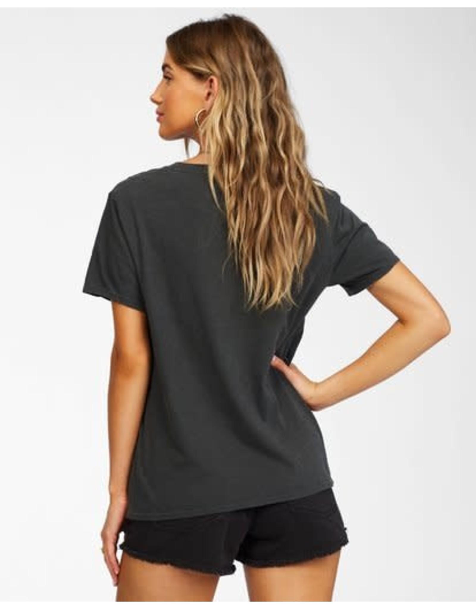 billabong Billabong - T-shirt femme this is life off black