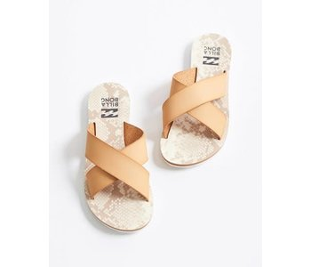 Billabong - Sandale femme oceanside tan