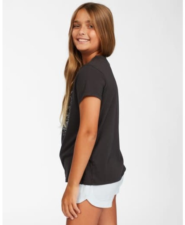 Billabong - T-shirt junior good waves off black