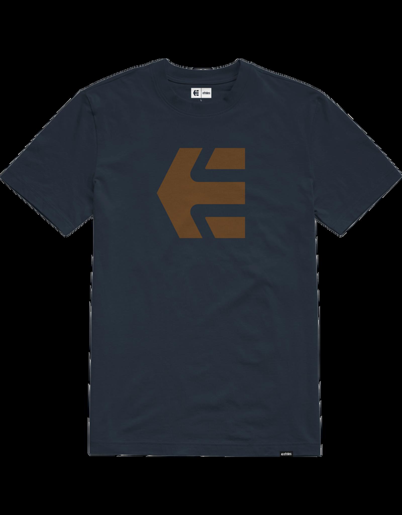 etnies Etnies - T-shirt homme icon navy/gum