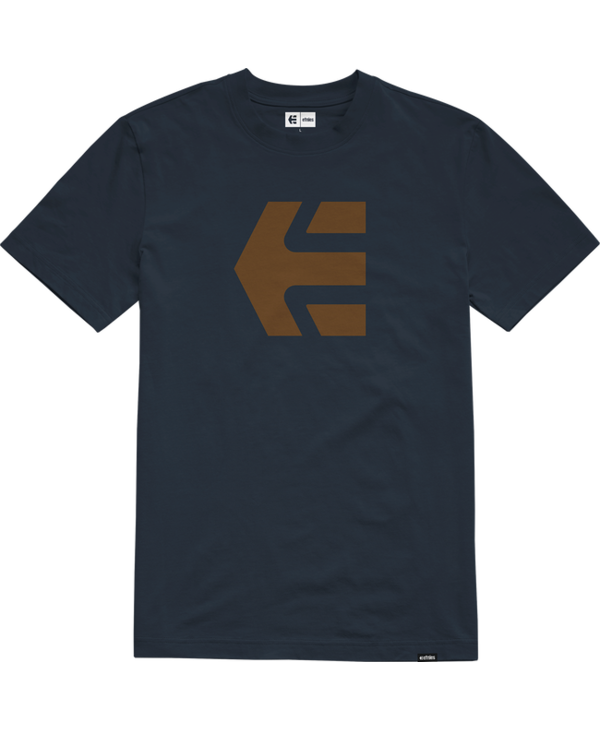 Etnies - T-shirt homme icon navy/gum