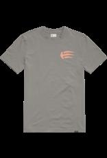 etnies Etnies - T-shirt homme Joslin grey/pink