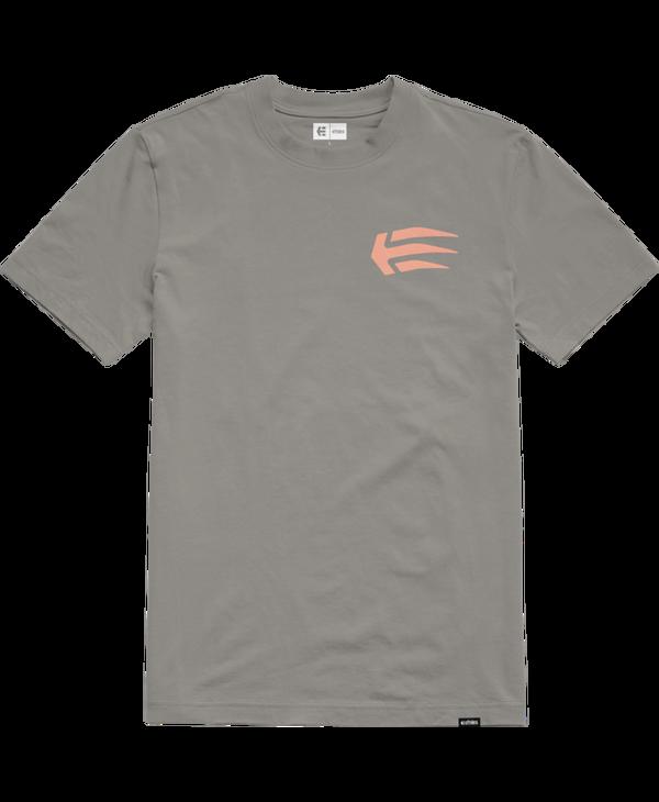 Etnies - T-shirt homme Joslin grey/pink
