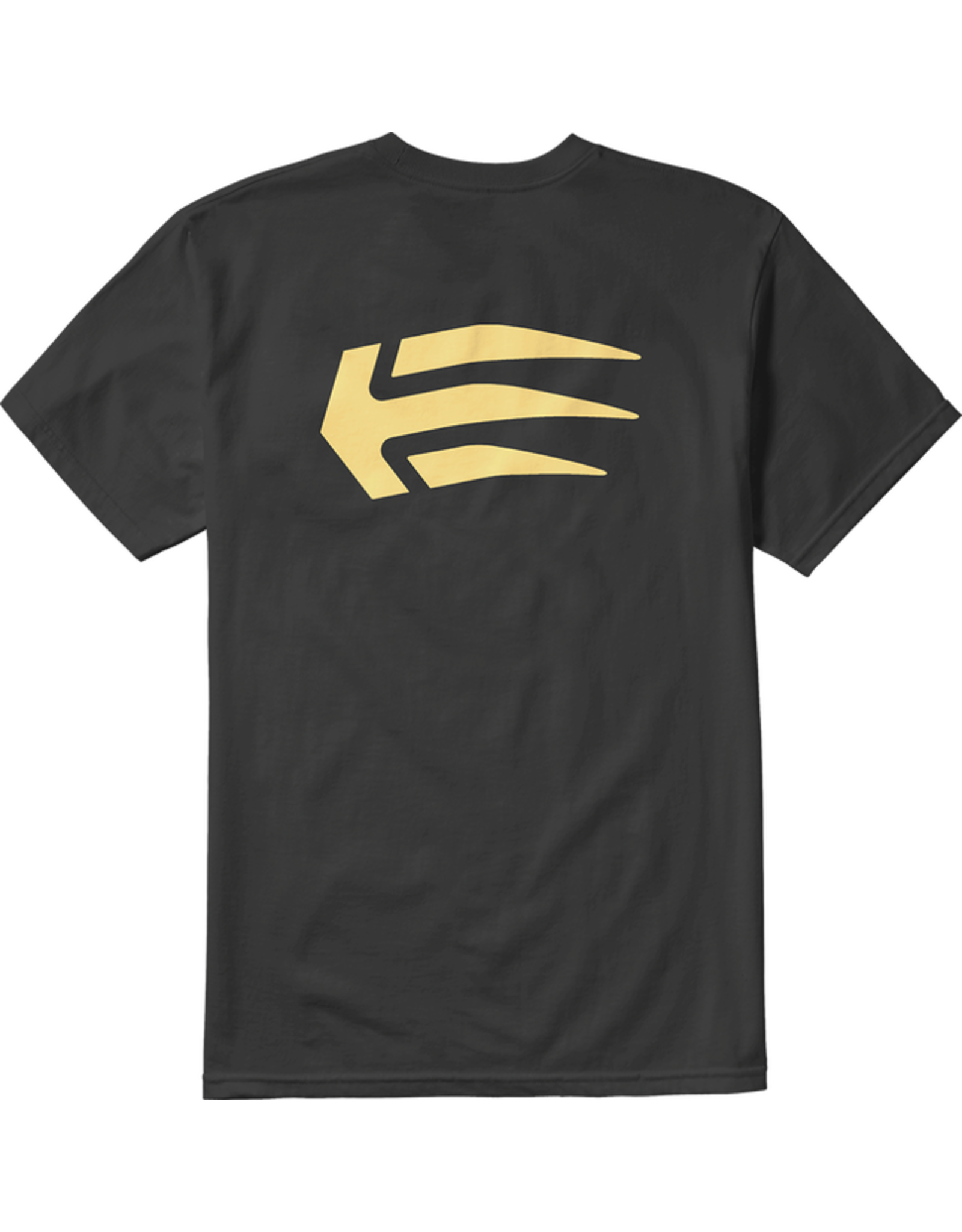 etnies Etnies - T-shirt homme Joslin black/gold