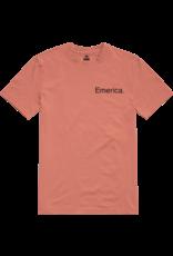 emerica Emerica - T-shirt homme pure logo orange