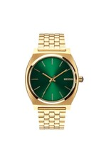 nixon Nixon - Montre homme time teller gold/green sunray