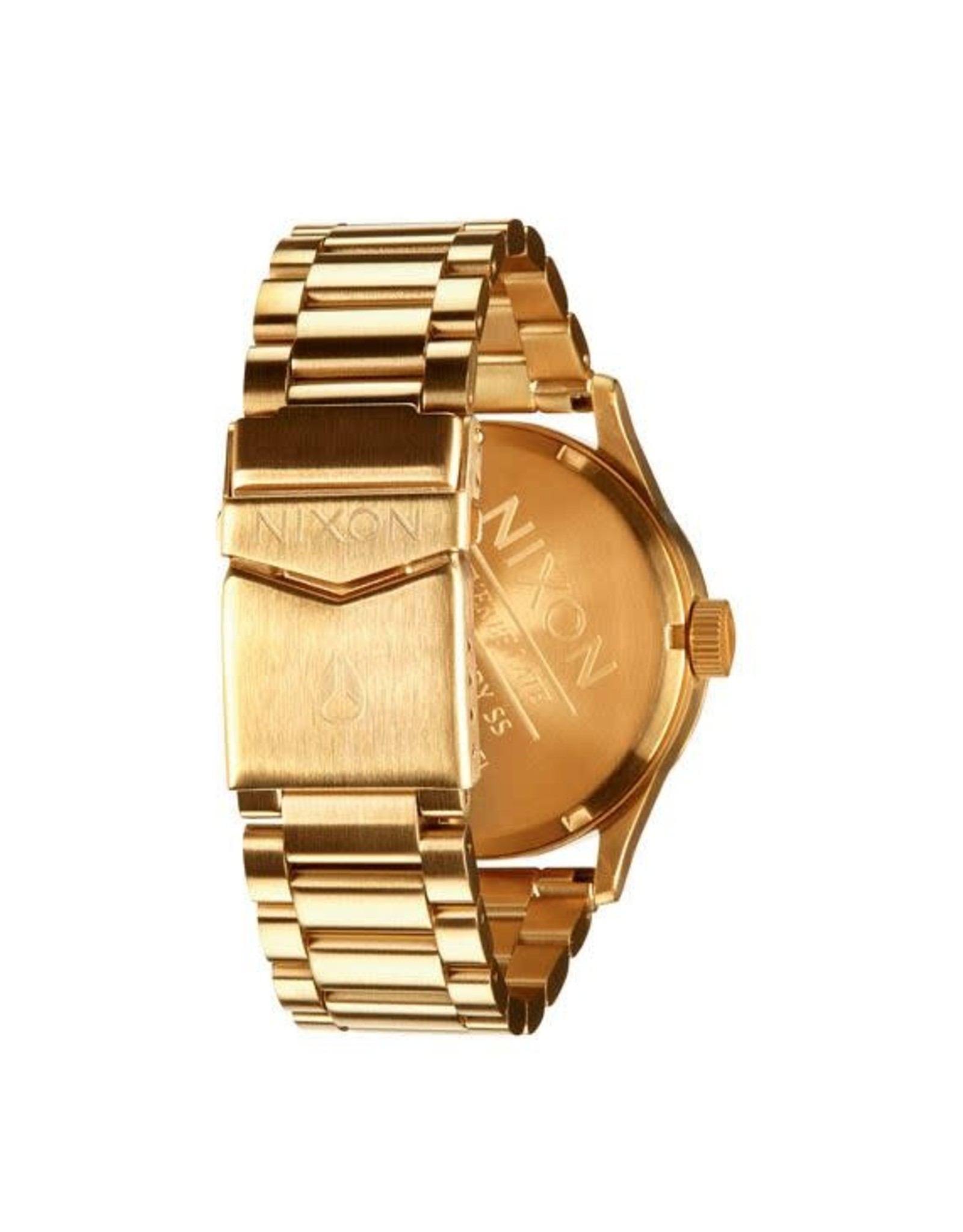 nixon Nixon - Montre homme sentry all gold
