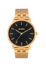 nixon Nixon - Montre homme porter all gold/black sunray