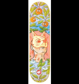 ulc ULC - Skateboard Genesis fox by Paul Laberge