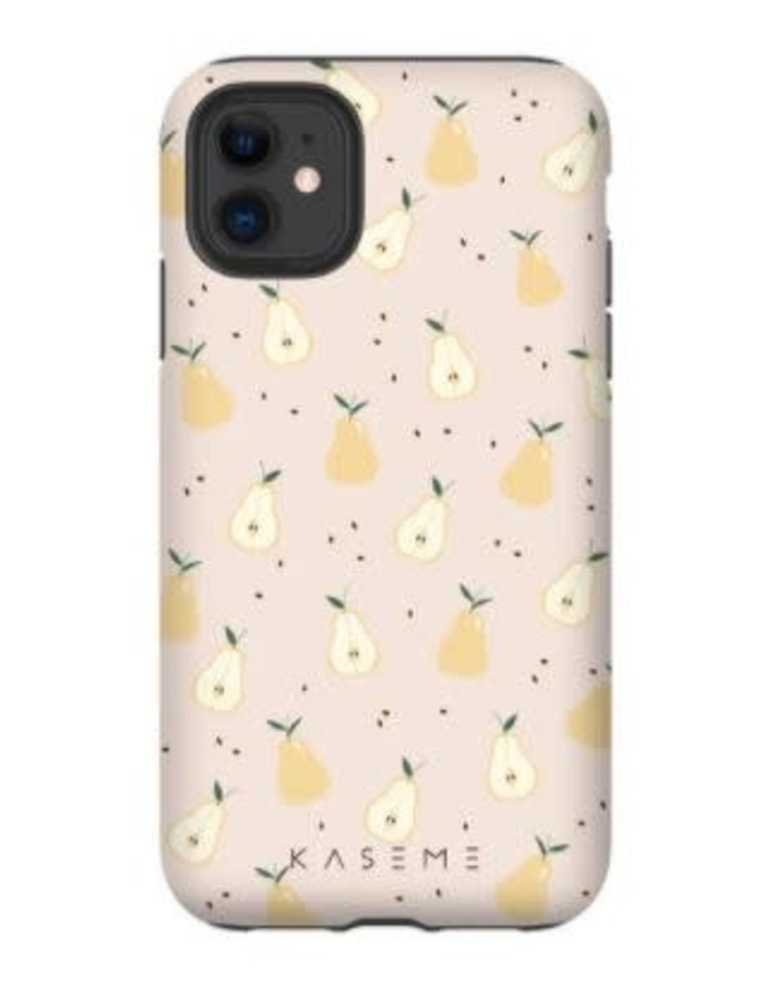 Kaseme Kaseme - Étui cellulaire IPhone pearl