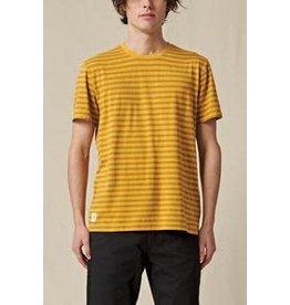 globe Globe - T-Shirt homme horizon striped honey