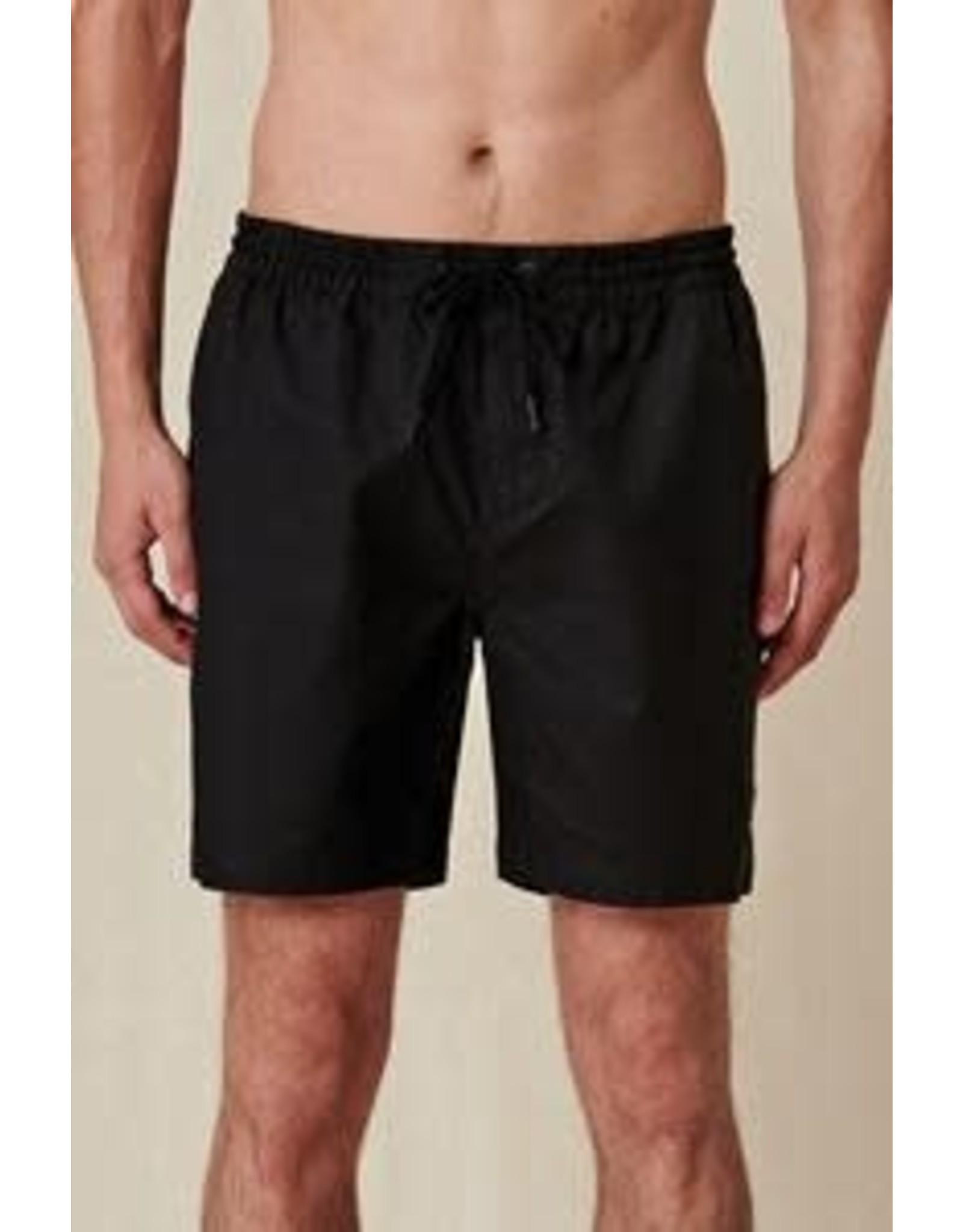 globe Globe - Maillot de bain homme  hybride clean swell black